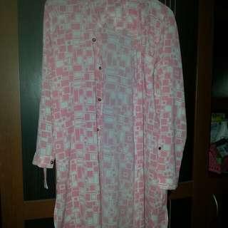 Preloved atasan wanita kemeja blouse