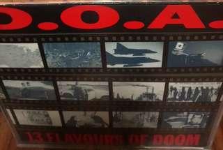 Vg+ DOA 13 flavors of doom record vinyl rock metal punk etc