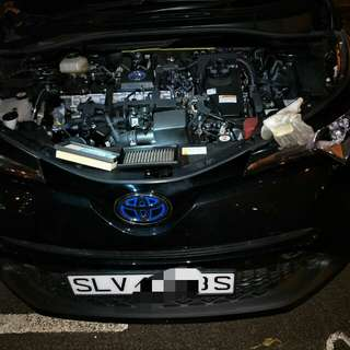 Toyota CH-R hurricane Air Filter
