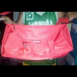 Supreme  travelling bag