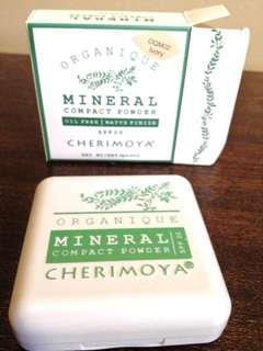 Cherimoya Organique Compact Powder matte