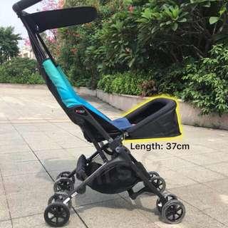 PO: Pockit Stroller Leg Extension