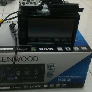 Kenwood DDX415BT