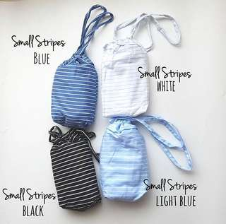 All Coverage Nursing Cover - Stripes