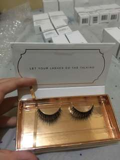 Iconic London Falsies False Eyelashes Bulu Mata Palsu