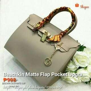 Beachkin Matte Flap Pocket Upgraded