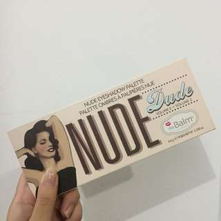 (JUAL MURAH) The Balm Eyeshadow Palette
