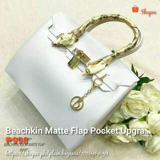 Beachkin Matte Flap Pocket Upgraded