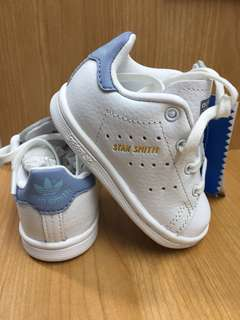 Authentic Adidas Stan Smith Infant UK3