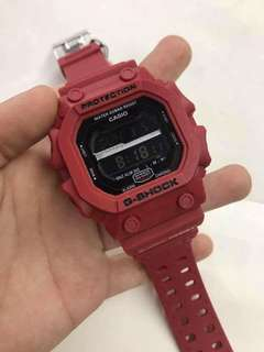 KING OF GSHOCK RED WATCH
