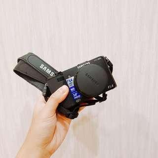 🚚 EX2 黑色  相機全配 samsung 數位相機