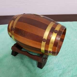 Coin barrel