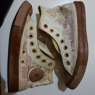 Converse Sample shoes Limited Edition *see flaws*