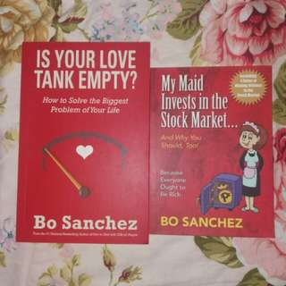 [Signed Book] Bo Sanchez