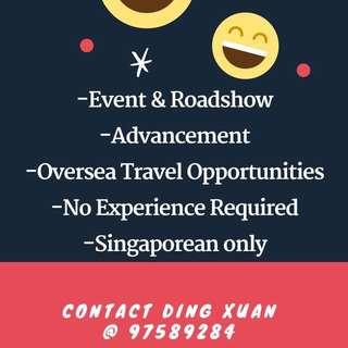 Event / Brand Ambassador