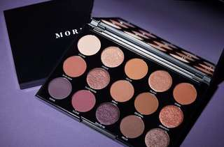 Morphe 15N Night Master Eyeshadow Palette