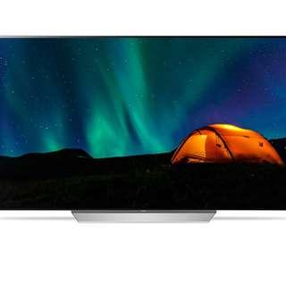 "Brand New!! LG OLED TV 55"", 55C7"