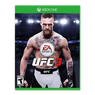 Xboxone EA Sports UFC 3
