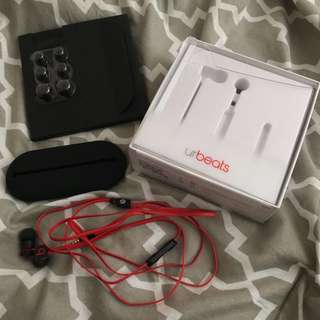 UrBeats earphones (NEW)