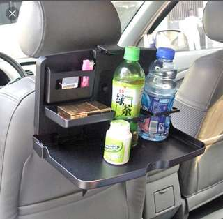 Multifunction car tray