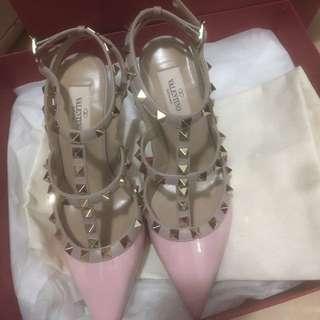 valentino鞋