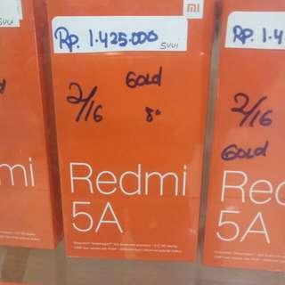 Xiaomi redmi 5a dengan dp terjangkau