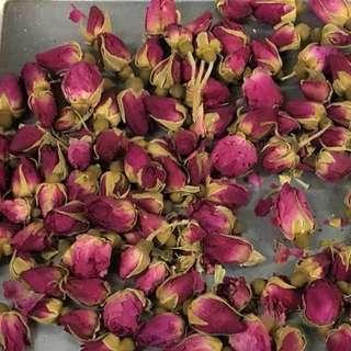 乾貨:山東玫瑰 75g $40