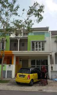 3 storey house malay reserved freehold like bungalow big house shah alam