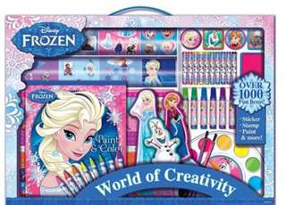 BNIB Disney Frozen - World of creativity 1000 items