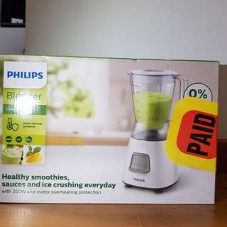 Unopened Philips Blender HR2051