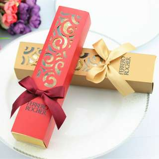 Ferrero Roche Box/ Wedding Favors/ Doorgifts