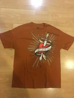 HBK Shawn Michaels Official WWE Wrestling Shirt