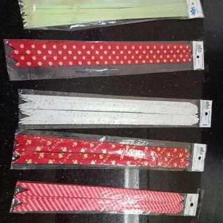 Pull ribbons