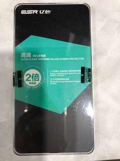 iphone X tempered glass protector