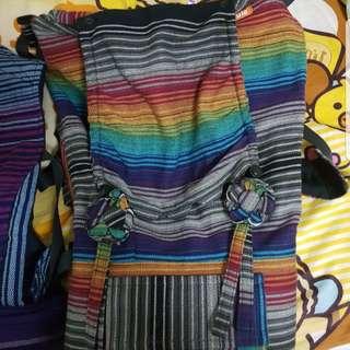Half Toddler Epic Rainbow Cuervo Tula