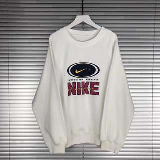 Nike vintage couple pullover