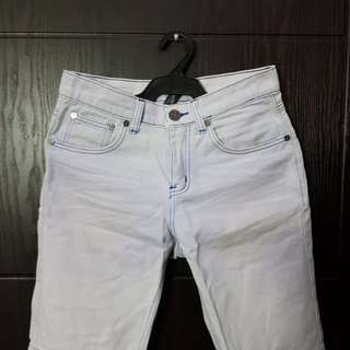 F&H Maong Shorts Size 28
