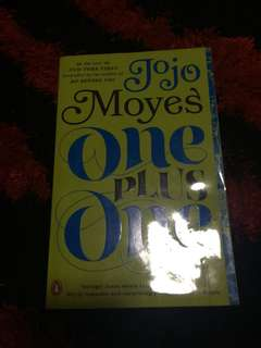One Plus One by: Jojo Moyes