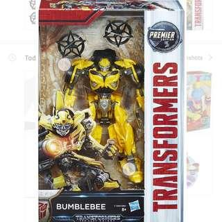 Transformers premier edition - bumblebee