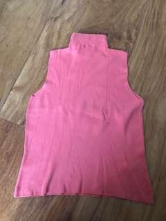 Ann Taylor Pink Knit top
