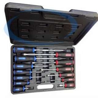 King Toyo 13 PCS Screwdriver Set