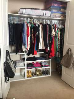 CLOSET FOR SALE