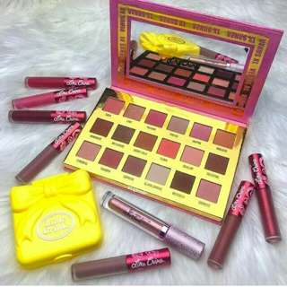 Lime Crime ❤ Haul ❤ Available Now  In Stock  Fetish Wicked New Americana  Suedeberry  Psycho Jinx Salem Black Velvet  Blue Flame Saint Posh  Whatsapp 64672852 or DM us for details