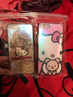 hello kitty blueray iphone 7+/8+ case