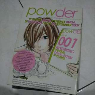 Powder Magazine Issue 001