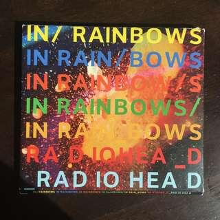 In Rainbows- Radiohead CD