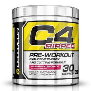 CELLUCOR C4 RIPPED (30 SERVINGS) RASPBERRY LEMONADE