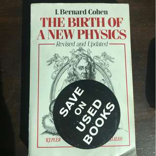 Birth of a New Physics - HPS210 and HPS211 supplementary textbook