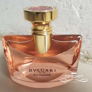 Jual parfum Bvlgari Rose esential ( Mimeshop )