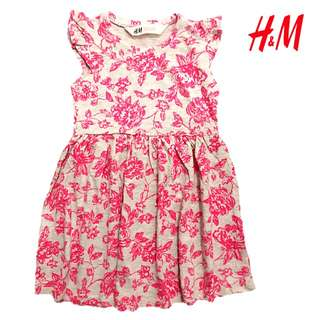 H&M dress for kids 1 to 6 yrs old
